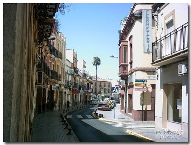 Calle Santa María Magdalena