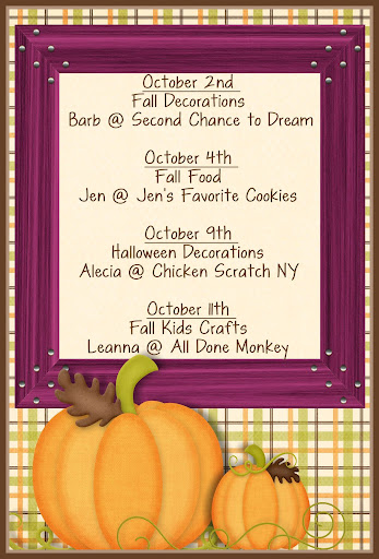 Fall Linky Parties 2012