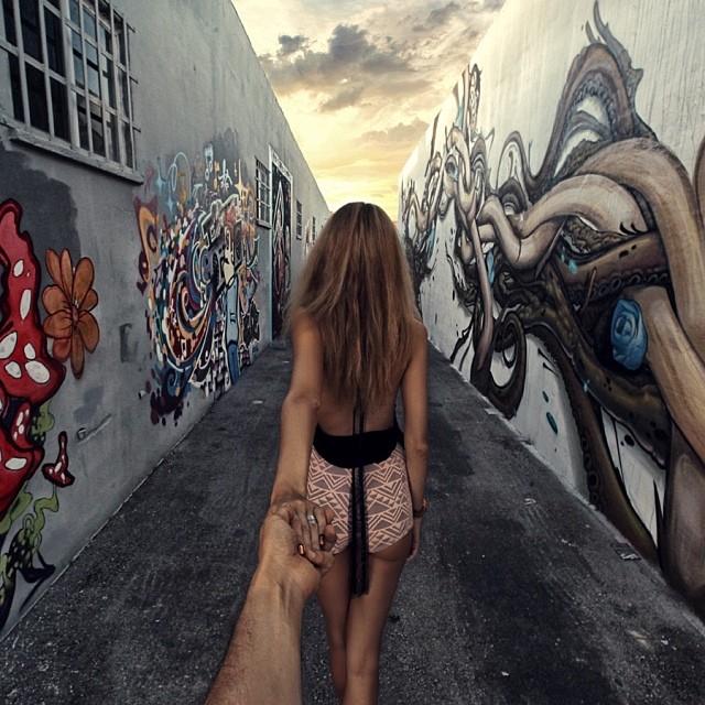 #執妳之手帶妳環遊全世界:以《Follow me》為主題拍出創意旅行照 13