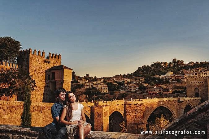 Teaser Preboda en Toledo
