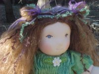 "Custom 16""  Waldorf Doll"