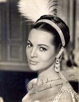 Sara Montiel una de las grandes estrellas del cine español