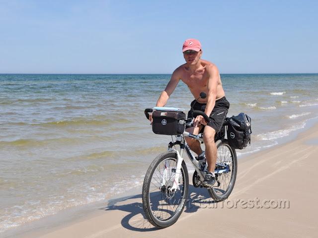 Велосипедом по Балтийскому побережью Польши. Остров Буян. DSC_1245_1024