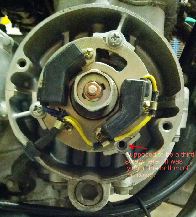 cbc problem carbs ignition help hondacb image