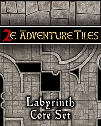 Dungeon Tiles - Downloadable tile and map products which