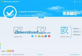 360 Internet Security 2013