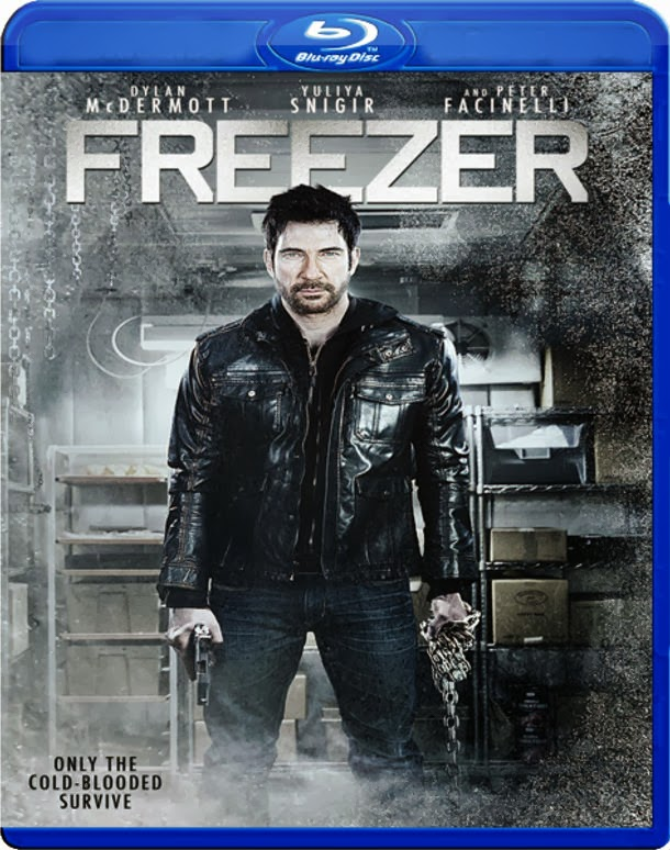 Filme Poster Freezer BRRip XviD & RMVB Legendado
