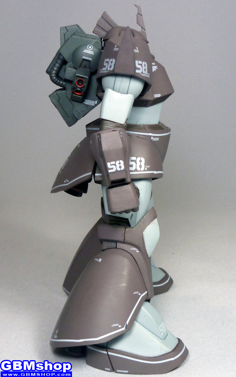 Zeonography #3006 MS-14B GELGOOG (High Movility type)/MS-14C GELGOOG CANNON Thomas Kurtz custom