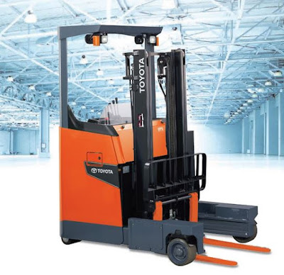 Toyota Multiway reach truck 8FBS 0934172768