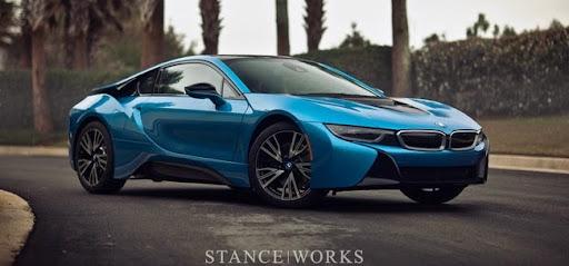 BMW i8 Protonic Blue: Đẹp ngỡ ngàng 4