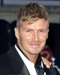 David Beckham Hairstyle Picture - Male Celebrity Hairstyle Ideas