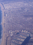View of Marina Del Rey