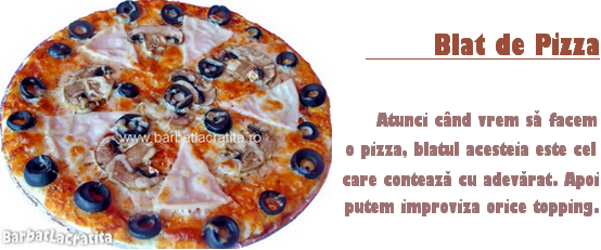 Blat de pizza