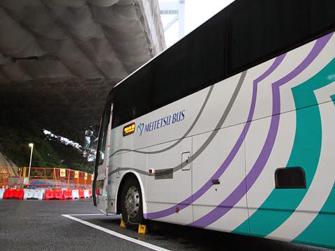 名鉄バス「どんたく号」 2608 壇ノ浦PAにて その2