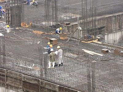 Đơn hàng gia công cốt thép cần 9 nam thực tập sinh làm việc tại Tottori Nhật Bản tháng 05/2016