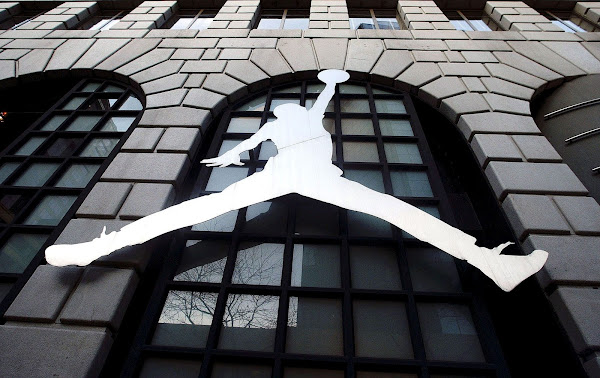 43. Jumpman Brand Is Born