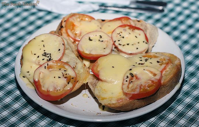 Dinner at Octopus Restaurant in El Cañonero, Puerto Galera