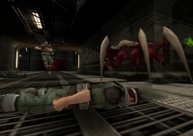 Tremulous, juego opensource de soldados y aliens