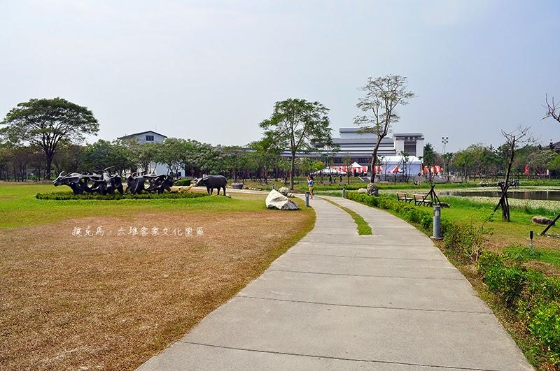 六堆客家文化園區步道