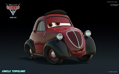 cars2 triste