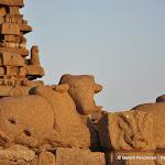 "Photo de la galerie ""Mahabalipuram et son temple troglodyte"""
