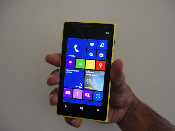 Nokia Lumia 1020 - Review