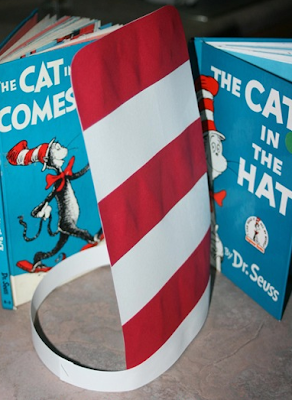 cat in the hat craft ideas dr seuss crafts amp activities 7488