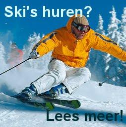 Ski's huren? Dat kan bij ValkSports in Doorn!