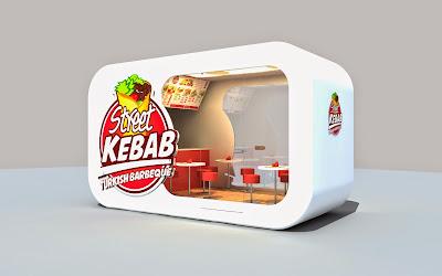 Kebab Street - Modern