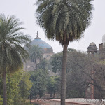 "Photo de la galerie ""Humayun tomb, grand-père du Taj Mahal"""