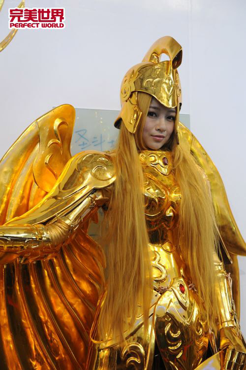 Chiêm ngưỡng nữ thần Athena tại Chinajoy 2012 8