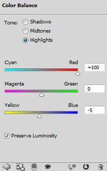 Equilíbrio de cores 3