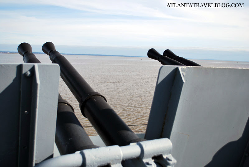 Линкор ВМС США Алабама