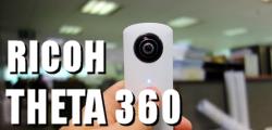 Ricoh THETA 360 專題文章
