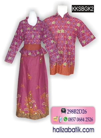grosir batik pekalongan, Baju Batik, Busana Batik, Model Busana