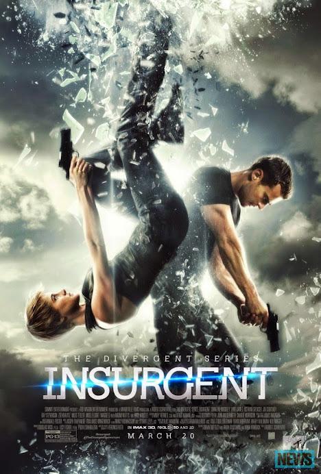 Η Τριλογία της Απόκλισης: Ανταρσία (Insurgent) Poster