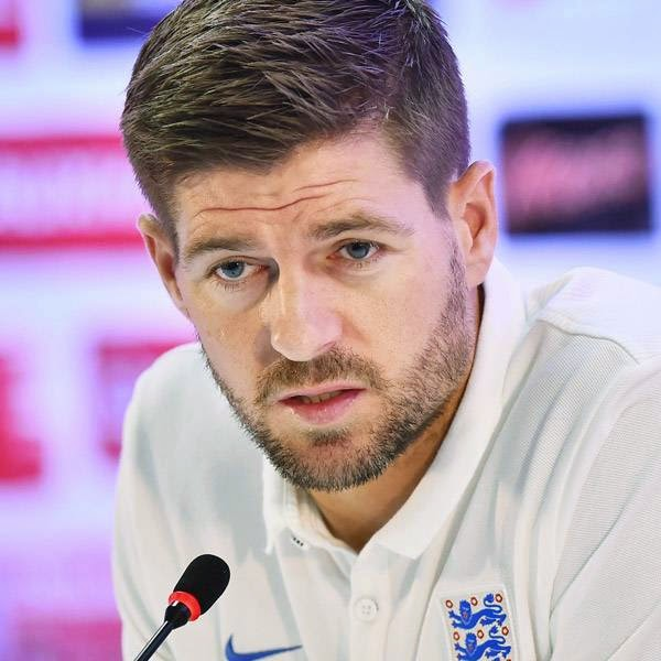 Gerrard has been hailed as one of the best midfielders to come out of England. The first of his 21 international goals came in a famous 5-1 victory over Germany in a World Cup qualifier in September, 2001.