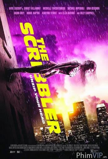 Nhân Cách Cuối Cùng - The Scribbler poster