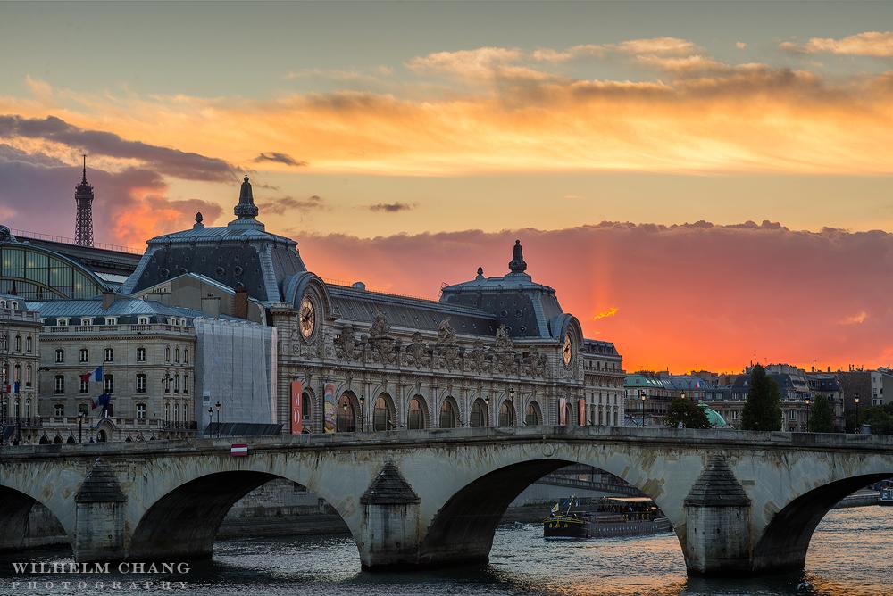 到巴黎攝影 奧賽美術館 Musee d'Orsay