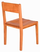 Delton Dining Chair in Vermont Maple