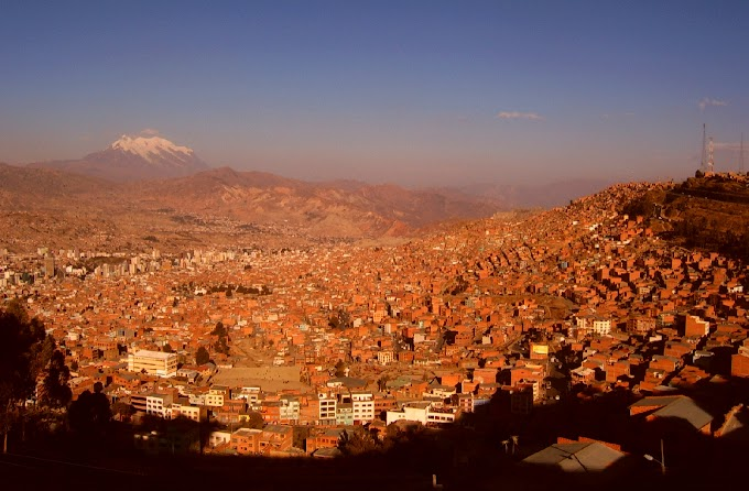 Fotos del departamento de La Paz