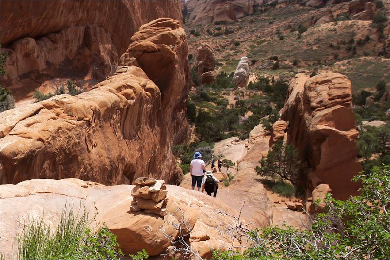 Devils Garden Trail