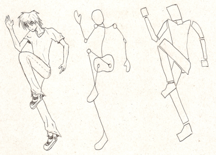 Hand Movements Drawing Return The Drawings so They