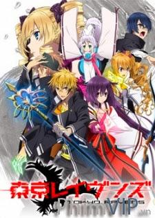 Gia Đình Pháp Sư - Tokyo Ravens poster