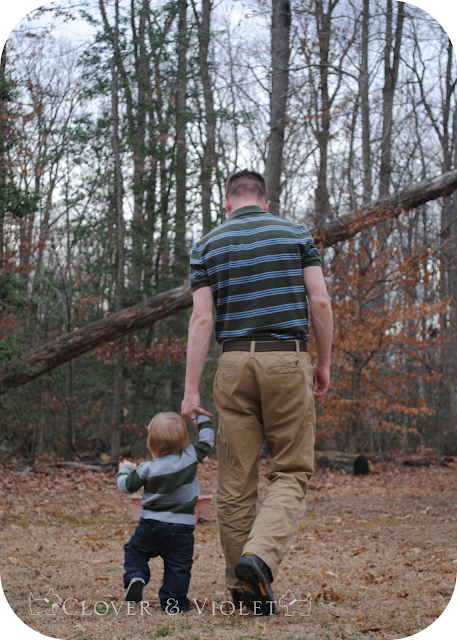9/52 :: Walking with Dad