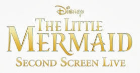 Experience Disney's The Little Mermaid Like Never Before with Second Screen Live