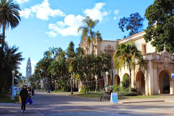 Balboa Park, 1549 El Prado, San Diego, CA 92101, United States