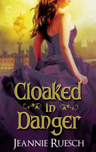 Historical Romance Review Cloaked In Danger By Jeannie Ruesch