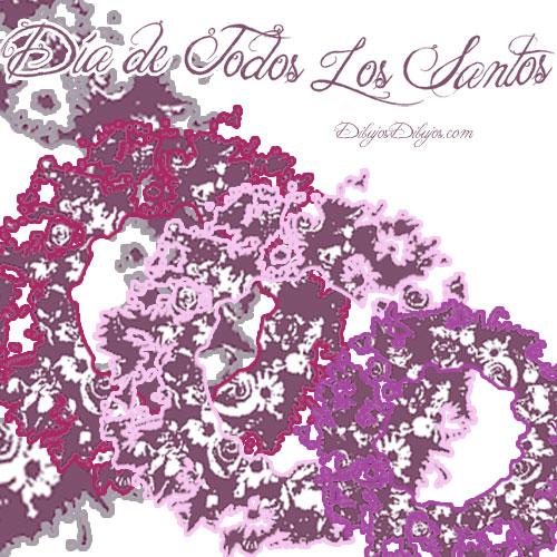 Flores Día Todos Santos