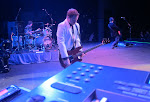 same stage...next night